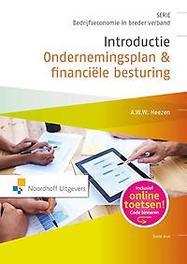 Introductie ondernemingsplan & financiele besturing Heezen, A., Paperback