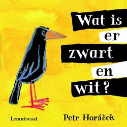 Wat is er zwart en wit?