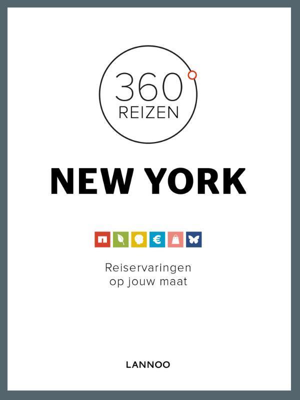 360° New York reiservaringen op jouw maat, Tom Ronse, onb.uitv.