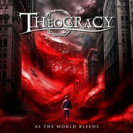 AS THE WORLD BLEEDS LONG-AWAITED THIRD ALBUM FROM THE US MELODIC METAL BAND THEOCRACY, CD