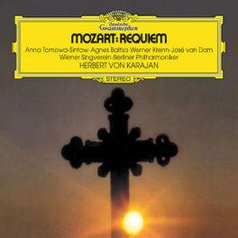 REQUIEM/CORONATION MASS BERLINER PHILHARMONIKER/HERBERT VON KARAJAN Audio CD, W. A. MOZART, CD