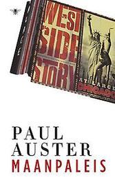 Maanpaleis Paul Auster, Paperback