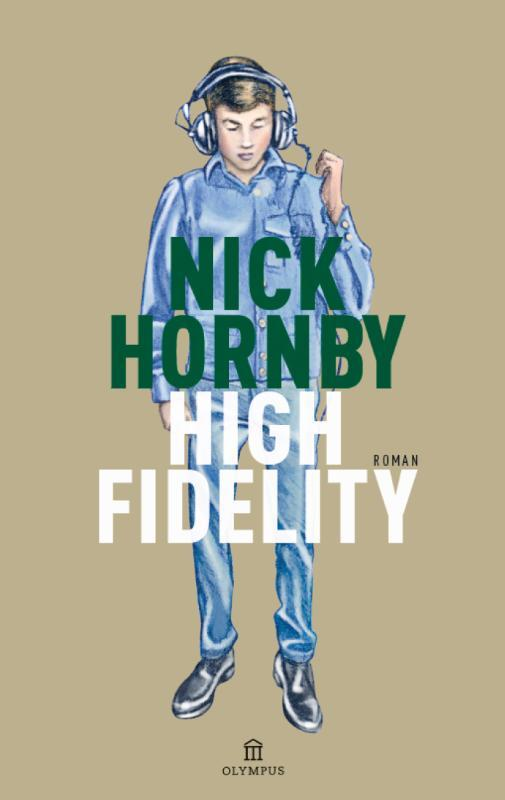 High fidelity Nick Hornby, Paperback