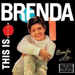 THIS IS BRENDA BRENDA LEE, CD