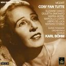 COSI FAN TUTTE SUISSE ROMANDE ORCHESTRA/KARL BOHM