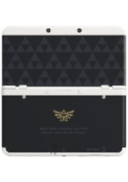 Coverplate Zelda Majora's mask New N3DS