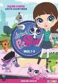 Littlest petshop 1-3, (DVD)