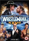 WWE - Wrestlemania 27, (DVD)