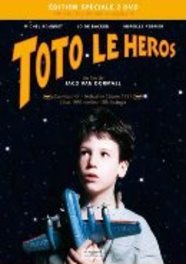 TOTO LE HEROS FRENCH VERSION/ PAL/REGION 2 DVD, MOVIE, DVD