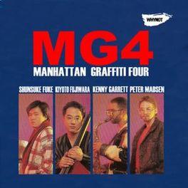 MG4 RECORDED IN NEW JERSEY 1987 MANHATTAN GRAFFITI FOUR, CD