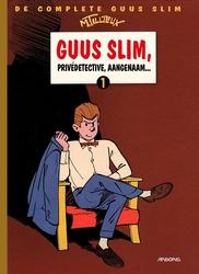 GUUS SLIM, DE COMPLETE HC01. DETECTIVE, AANGENAAM (HERDRUK)