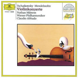 VIOLINKONZERTE MILSTEIN/WP/ABBADO Audio CD, TCHAIKOVSKY/MENDELSSOHN, CD
