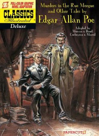 Classics Illustrated Deluxe 10