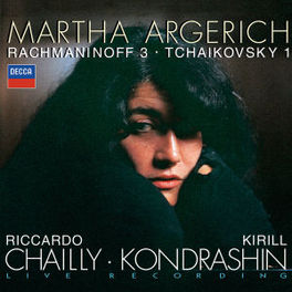 PIANO CONCERTO.. MARTHA ARGERICH Audio CD, RACHMANINOV/TCHAIKOVSKY, CD