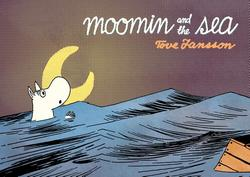 Moomin and the sea