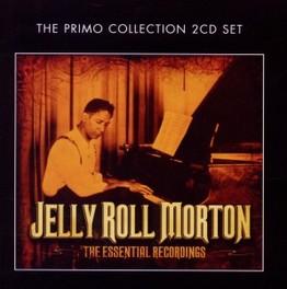 ESSENTIAL RECORDINGS JELLY ROLL MORTON, CD