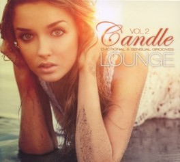 CANDLE LOUNGE VOL.2 W/AANDRA/SINAN MERCENK/CHAD/SMOOTH DELUXE/MOREZA/AO V/A, CD