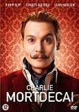 Charlie Mortdecai, (DVD)