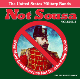 NOT SOUSA VOL.3 V/A, CD