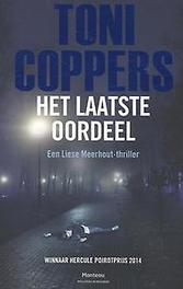 Het laatste oordeel een Liese Meerhout-thriller, Toni Coppers, Paperback