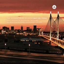 JOHANNESBURG SESSIONS MIKE DEL FERRO, CD