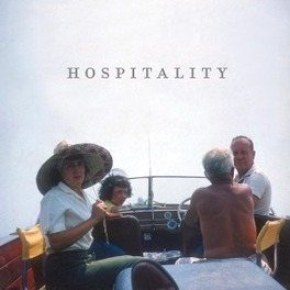 HOSPITALITY A SOPHISTICATED NEW POP VOICE HOSPITALITY, CD