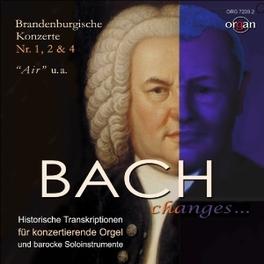 BRANDENBURGISCHE KONZERTE THILO MUSTER/GAWAIN GLENTON/DANIEL HAUPTMANN J.S. BACH, CD