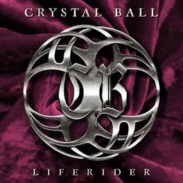 LIFERIDER CRYSTAL BALL, CD