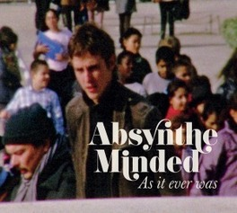AS IT EVER WAS -DIGI- ABSYNTHE MINDED, CD