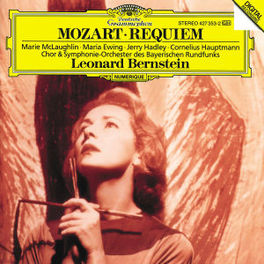 REQUIEM BERNSTEIN/MCLAUGHLIN/EWING/HADLEY Audio CD, W.A. MOZART, CD