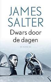 Dwars door de dagen autobiografie, James Salter, Paperback