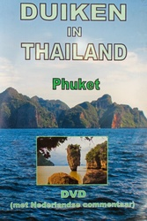 Duiken in Thailand, (DVD)