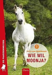 Wie wil Moonja? Van Kaathoven, Netty, Hardcover