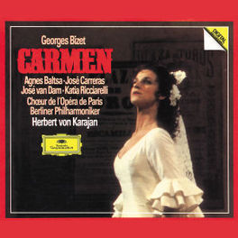 CARMEN COMPLT OPERA BALTSA/CARRERAS/BP/KARAJAN Audio CD, G. BIZET, CD