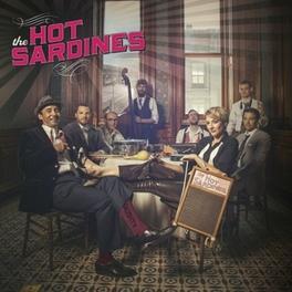 HOT SARDINES *DEBUT FOR MANHATTENS'8-PIECE(HOT-JAZZ)CROWD FAVORITES* HOT SARDINES, CD