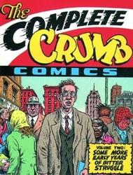 Complete Crumb Comics, The:...