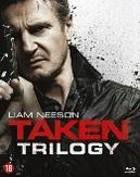 Taken 1-3, (Blu-Ray)