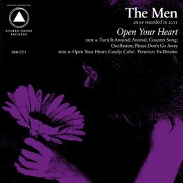 OPEN YOUR HEART MEN, LP