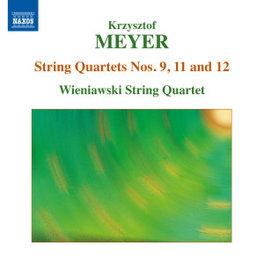 STRING QUARTETS VOL.2 WIENIAWSKI STRING QUARTET K. MEYER, CD