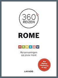 360° Rome Reiservaringen op jouw maat, Verhuyck, Luc, onb.uitv.