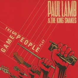 GAMES PEOPLE PLAY & THE KING SNAKES/ LIVE RECORDING PAUL LAMB, CD