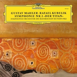 SYMPHONY NO.1 IN D S.O.DES BAYERISCHEN RUNDFUNKS/RAFAEL KUBELIK G. MAHLER, Vinyl LP