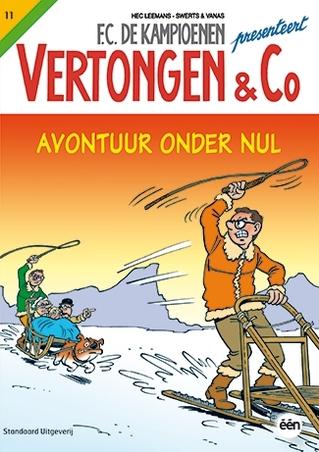 VERTONGEN & CO 11. AVONTUUR ONDER NUL