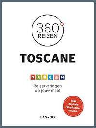 360° Toscane Reiservaringen op jouw maat, Takx, Fabian, onb.uitv.