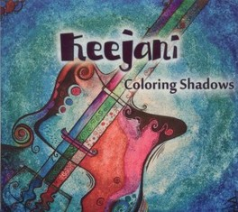 COLORING SHADOWS KEEJANI, CD