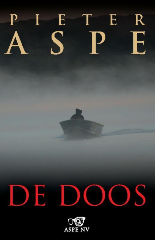 De doos Pieter Aspe, Paperback
