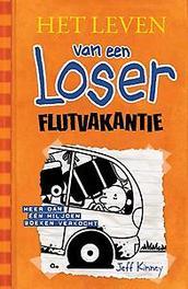 Het leven van een loser: Flutvakantie J. Kinney