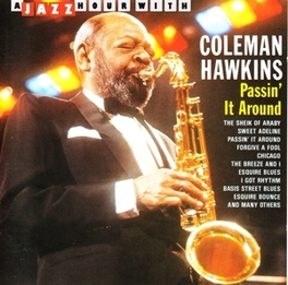A JAZZ HOUR WITH Audio CD, COLEMAN HAWKINS, CD
