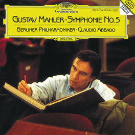 SYMFONIE NR. 5 BP/ABBADO Audio CD, G MAHLER, CD