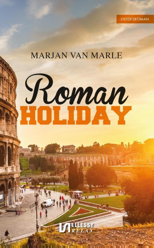 Roman holiday liefdesroman, Van Marle, Marjan, Paperback